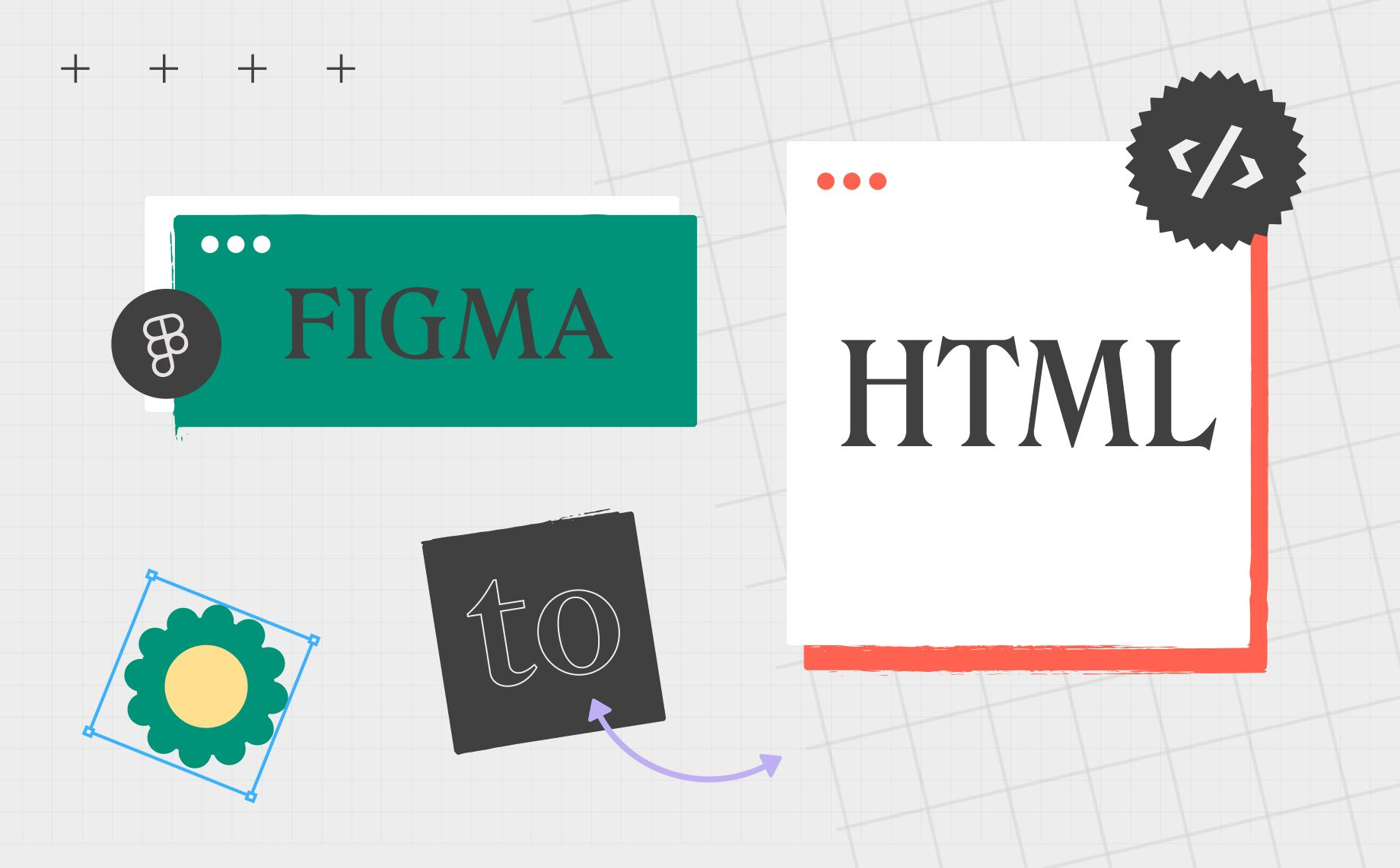 How to Export Figma to HTML