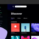 How to Create a Spotify-inspired Prototype Using Sketch & Anima