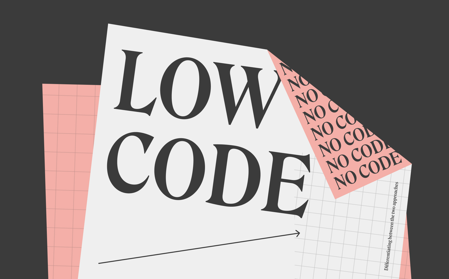 What's the difference between no-code and low-code_ 1840