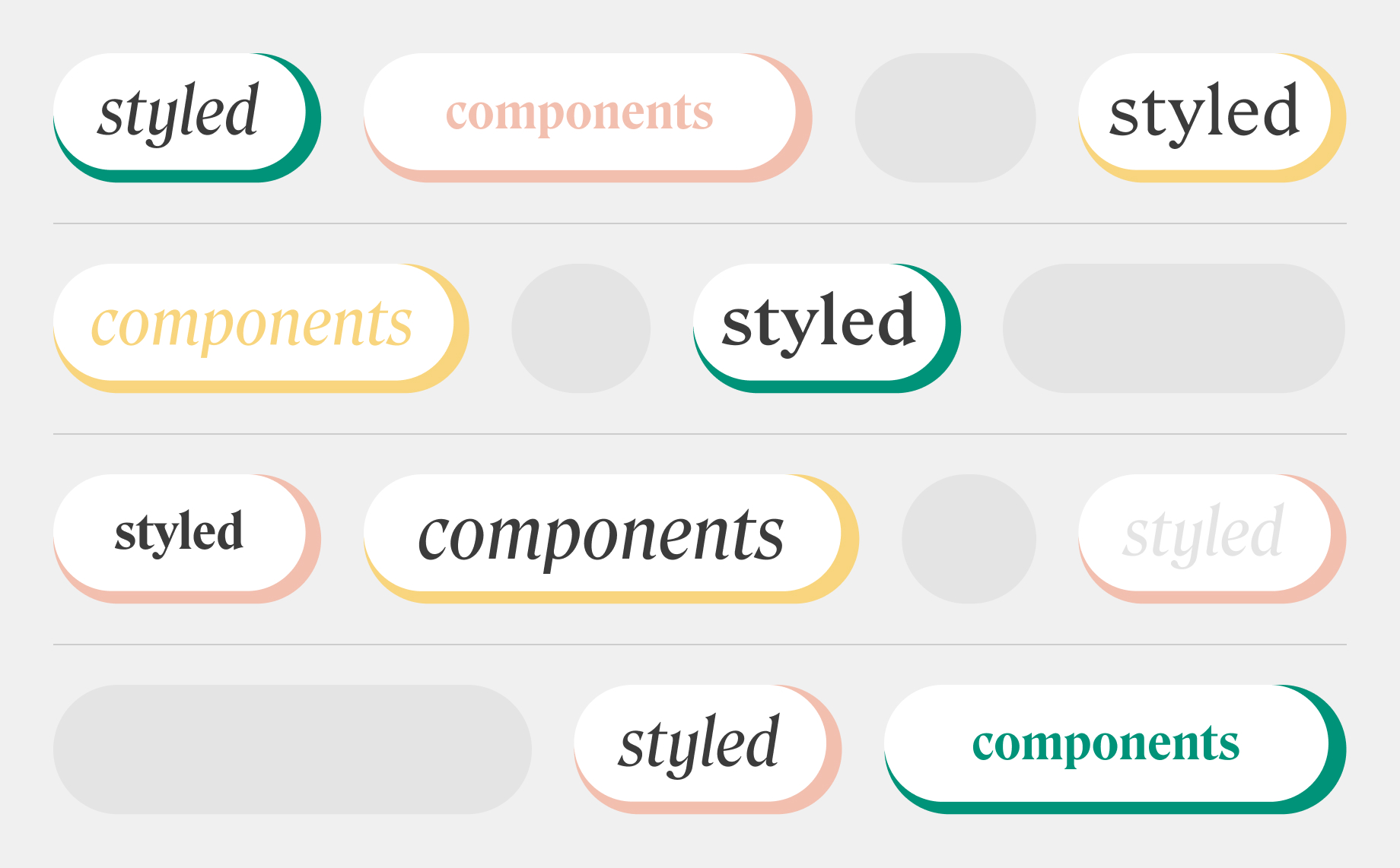 How to convert Figma to styled-components