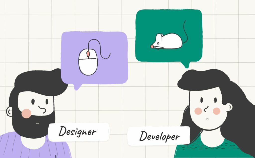 Why designer-developer handoff doesn't work