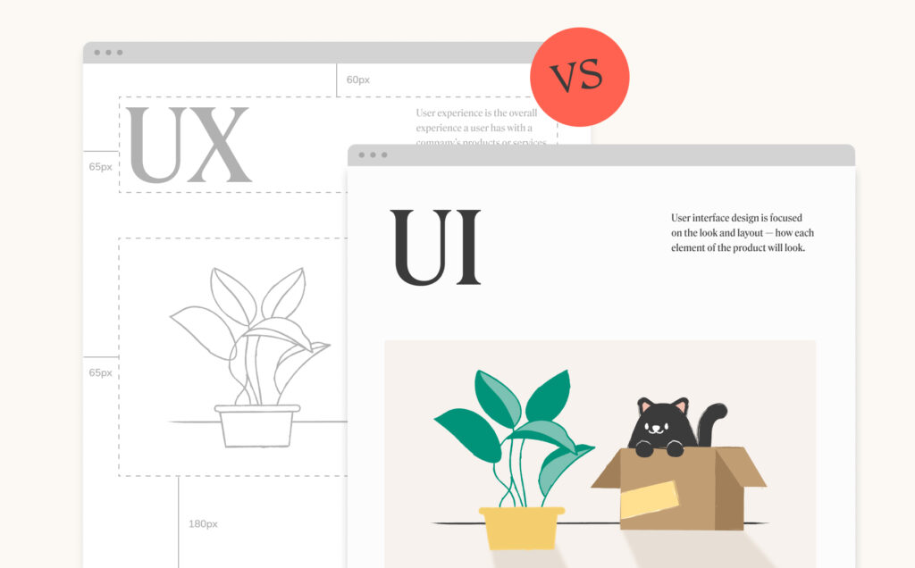 UX vs. UI: what's the difference and why does it matter?